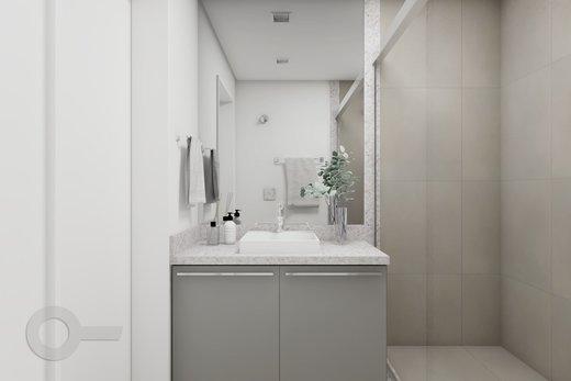 Banheiro - Apartamento 2 quartos à venda Ipanema, Rio de Janeiro - R$ 1.460.000 - II-7560-16450 - 3