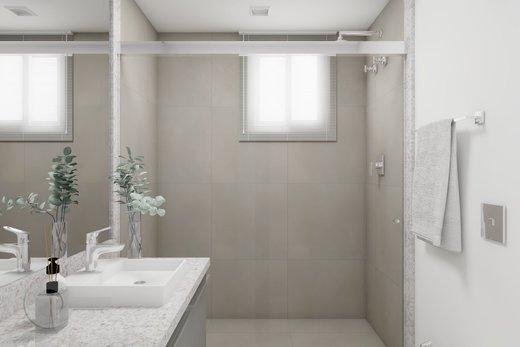 Banheiro - Apartamento 2 quartos à venda Ipanema, Rio de Janeiro - R$ 1.460.000 - II-7560-16450 - 4