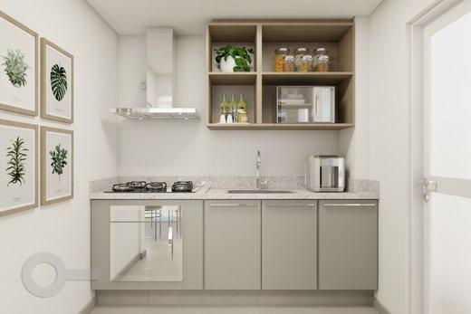 Cozinha - Apartamento 2 quartos à venda Ipanema, Rio de Janeiro - R$ 1.460.000 - II-7560-16450 - 5