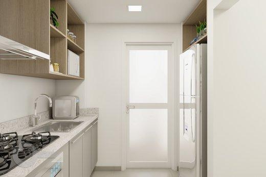 Cozinha - Apartamento 2 quartos à venda Ipanema, Rio de Janeiro - R$ 1.460.000 - II-7560-16450 - 6