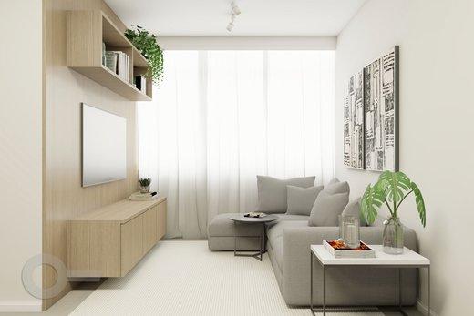Living - Apartamento 2 quartos à venda Ipanema, Rio de Janeiro - R$ 1.460.000 - II-7560-16450 - 7