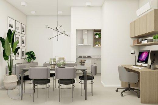 Living - Apartamento 2 quartos à venda Ipanema, Rio de Janeiro - R$ 1.460.000 - II-7560-16450 - 8