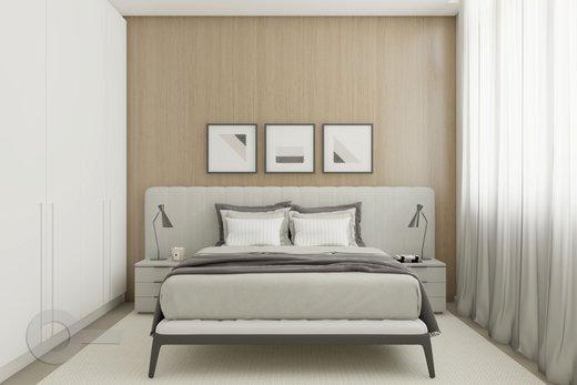 Quarto principal - Apartamento 2 quartos à venda Ipanema, Rio de Janeiro - R$ 1.460.000 - II-7560-16450 - 9