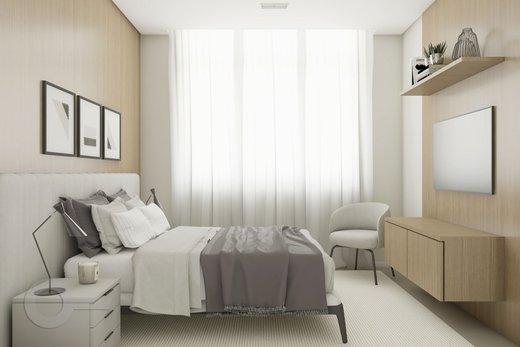 Quarto principal - Apartamento 2 quartos à venda Ipanema, Rio de Janeiro - R$ 1.460.000 - II-7560-16450 - 10