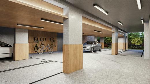 Garagem - Fachada - B.LONG Ibirapuera - 219 - 13