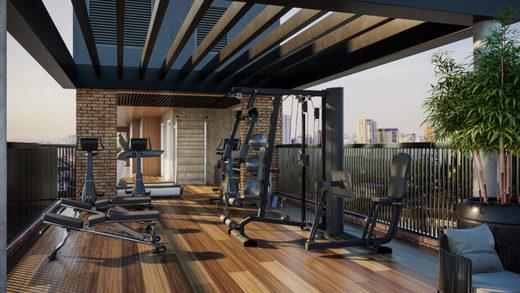 Fitness - Fachada - B.LONG Ibirapuera - 219 - 9