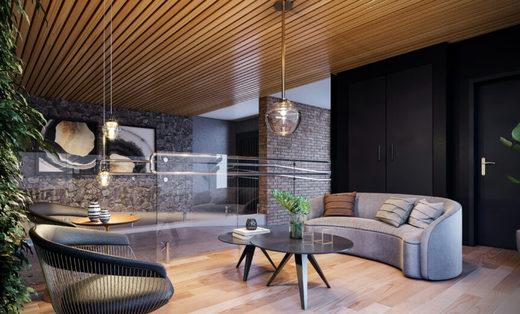 Lounge - Fachada - B.LONG Ibirapuera - 219 - 8