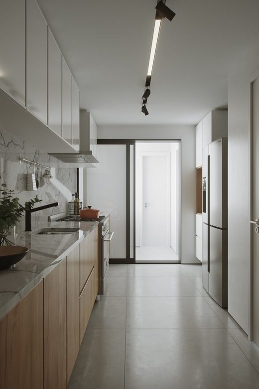 Cozinha - Fachada - Mares Leblon - 131 - 7