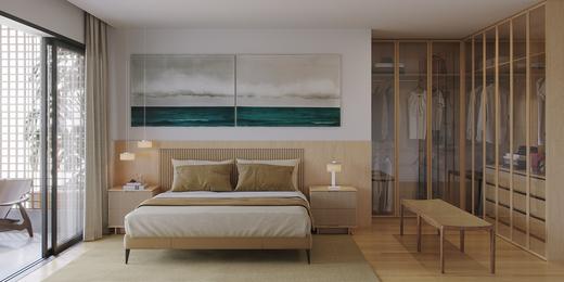 Dormitorio - Fachada - Mares Leblon - 131 - 9