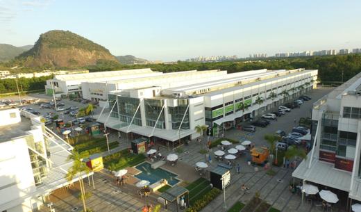 Circulacao - Sala Comercial 23m² à venda Barra da Tijuca, Rio de Janeiro - R$ 199.515 - II-7602-16505 - 4
