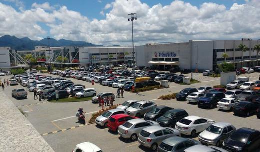 Estacionamento - Sala Comercial 23m² à venda Barra da Tijuca, Rio de Janeiro - R$ 199.515 - II-7602-16505 - 5