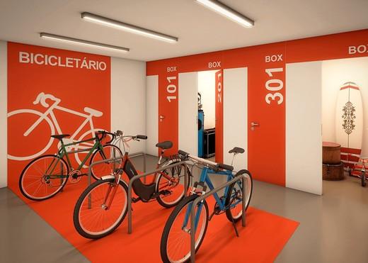 Bicicletario - Fachada - Quintas 292 - 132 - 5