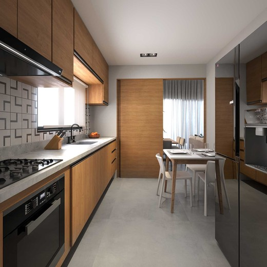 Cozinha - Apartamento 2 quartos à venda Jardim Oceanico, Rio de Janeiro - R$ 1.353.021 - II-7794-16713 - 9