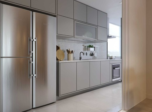 Cozinha - Apartamento 2 quartos à venda Jardim Oceanico, Rio de Janeiro - R$ 1.353.021 - II-7794-16713 - 10