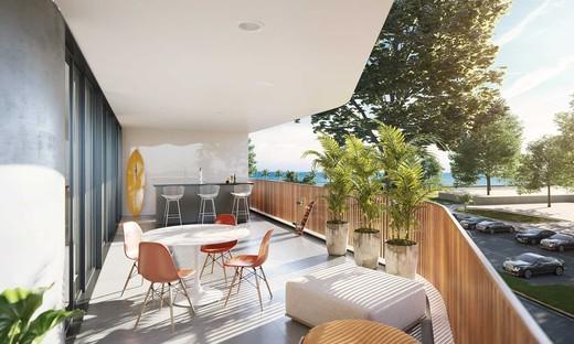 Varanda - Apartamento 2 quartos à venda Jardim Oceanico, Rio de Janeiro - R$ 1.259.053 - II-7794-16712 - 12