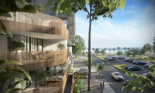 Fachada - Apartamento 2 quartos à venda Jardim Oceanico, Rio de Janeiro - R$ 1.353.021 - II-7794-16713 - 3