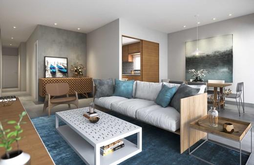 Living - Apartamento 2 quartos à venda Jardim Oceanico, Rio de Janeiro - R$ 1.353.021 - II-7794-16713 - 7