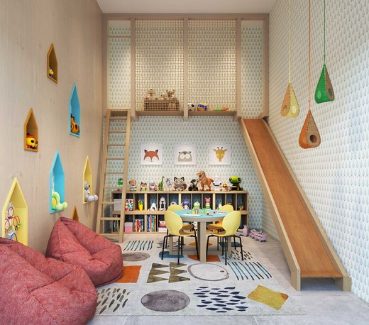 Espaco kids - Apartamento 2 quartos à venda Jardim Oceanico, Rio de Janeiro - R$ 1.259.053 - II-7794-16712 - 15