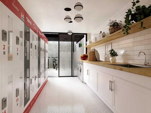 Lavanderia - Apartamento 2 quartos à venda Jardim Oceanico, Rio de Janeiro - R$ 1.259.053 - II-7794-16712 - 16