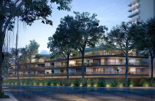 Fachada - Apartamento 2 quartos à venda Jardim Oceanico, Rio de Janeiro - R$ 1.353.021 - II-7794-16713 - 1