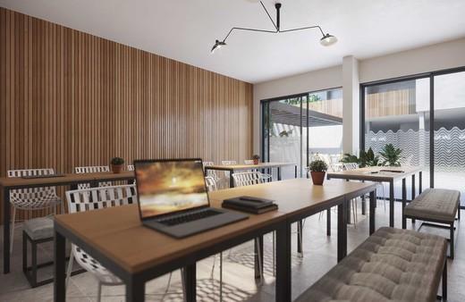 Coworking - Apartamento 2 quartos à venda Jardim Oceanico, Rio de Janeiro - R$ 1.259.053 - II-7794-16712 - 18