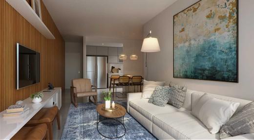 Living - Apartamento 2 quartos à venda Jardim Oceanico, Rio de Janeiro - R$ 1.353.021 - II-7794-16713 - 8
