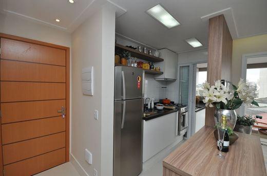 Cozinha - Fachada - Praça DAmoreira - 220 - 7