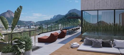 Terraco - Cobertura 4 quartos à venda Lagoa, Rio de Janeiro - R$ 9.415.111 - II-7823-16771 - 27
