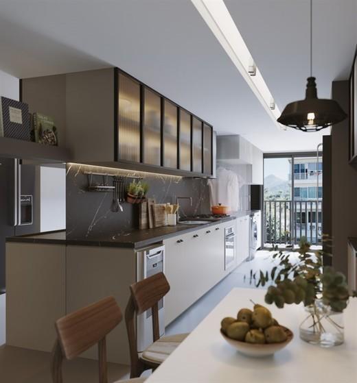 Cozinha - Cobertura 4 quartos à venda Lagoa, Rio de Janeiro - R$ 9.415.111 - II-7823-16771 - 10