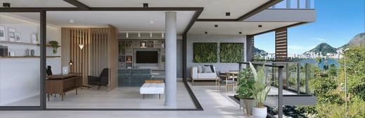 Varanda - Cobertura 4 quartos à venda Lagoa, Rio de Janeiro - R$ 9.415.111 - II-7823-16771 - 12