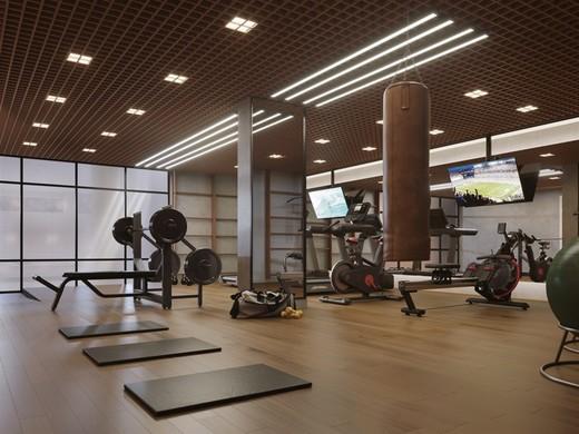 Fitness - Cobertura 4 quartos à venda Lagoa, Rio de Janeiro - R$ 9.415.111 - II-7823-16771 - 16