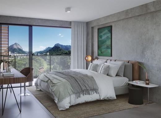 Dormitorio - Cobertura 4 quartos à venda Lagoa, Rio de Janeiro - R$ 9.415.111 - II-7823-16771 - 11