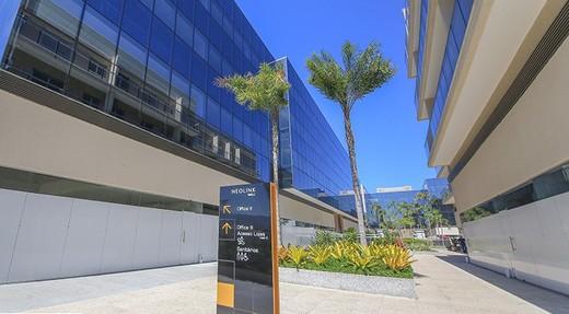Hall lojas - Loja 46m² à venda Barra da Tijuca, Rio de Janeiro - R$ 367.350 - II-7827-16779 - 4