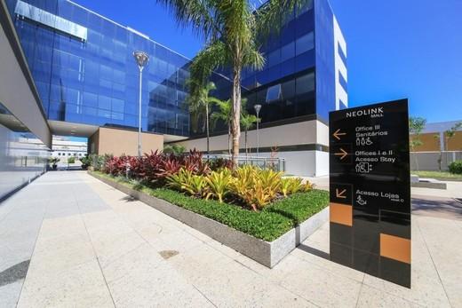 Fachada - Loja 46m² à venda Barra da Tijuca, Rio de Janeiro - R$ 367.350 - II-7827-16779 - 3