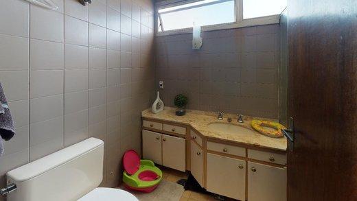 Banheiro - Apartamento à venda Rua Girassol,Vila Madalena, Zona Oeste,São Paulo - R$ 1.134.000 - II-7853-16806 - 3