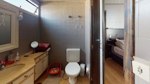 Banheiro - Apartamento à venda Rua Girassol,Vila Madalena, Zona Oeste,São Paulo - R$ 1.134.000 - II-7853-16806 - 4