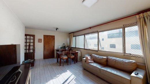 Living - Apartamento à venda Rua Girassol,Vila Madalena, Zona Oeste,São Paulo - R$ 1.134.000 - II-7853-16806 - 17