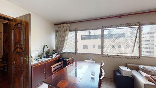 Living - Apartamento à venda Rua Girassol,Vila Madalena, Zona Oeste,São Paulo - R$ 1.134.000 - II-7853-16806 - 19