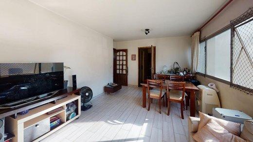 Living - Apartamento à venda Rua Girassol,Vila Madalena, Zona Oeste,São Paulo - R$ 1.134.000 - II-7853-16806 - 21