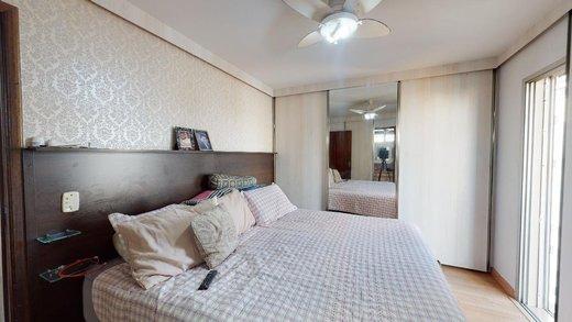 Quarto principal - Apartamento à venda Rua Girassol,Vila Madalena, Zona Oeste,São Paulo - R$ 1.134.000 - II-7853-16806 - 22