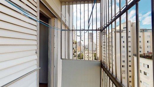 Quarto principal - Apartamento à venda Rua Girassol,Vila Madalena, Zona Oeste,São Paulo - R$ 1.134.000 - II-7853-16806 - 24