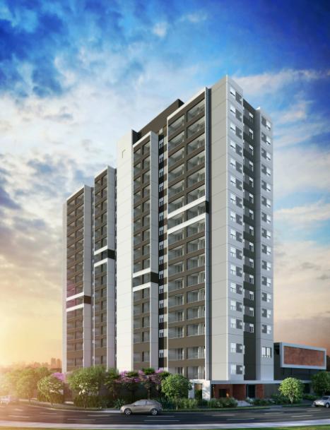 Fachada - Apartamento à venda Avenida Alberto Augusto Alves,Panamby, São Paulo - R$ 458.222 - II-7933-16893 - 1