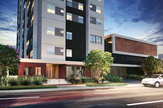 Portaria - Apartamento à venda Avenida Alberto Augusto Alves,Panamby, São Paulo - R$ 458.222 - II-7933-16893 - 3