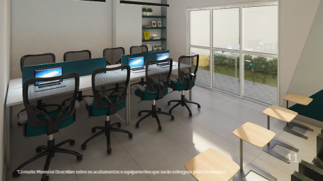 Coworking - Fachada - Lumini - 699 - 9