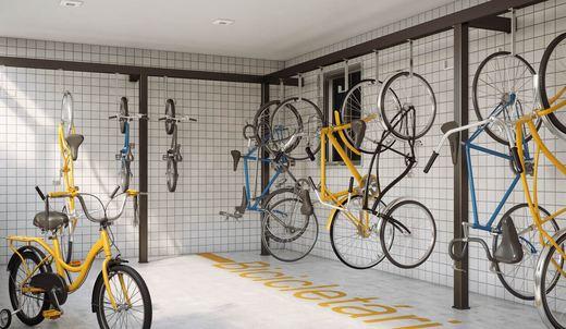 Bicicletario - Fachada - Prana - Home & Spa - 1404 - 24