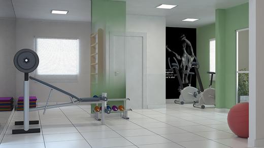 Fitness - Fachada - Azaleia - Parque das Flores - 702 - 3