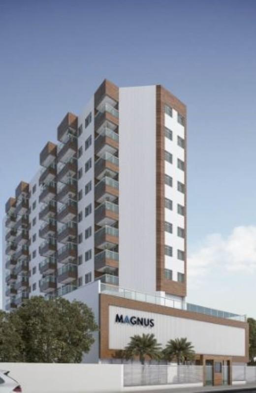 Fachada - Apartamento 3 quartos à venda Tijuca, Rio de Janeiro - R$ 617.691 - II-8047-17023 - 1