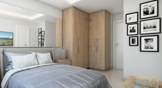 Dormitorio - Apartamento 3 quartos à venda Tijuca, Rio de Janeiro - R$ 617.691 - II-8047-17023 - 6