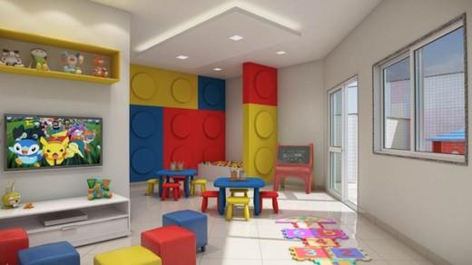 Espaco kids - Apartamento 3 quartos à venda Tijuca, Rio de Janeiro - R$ 617.691 - II-8047-17023 - 8