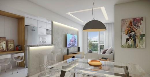 Living - Apartamento 3 quartos à venda Tijuca, Rio de Janeiro - R$ 617.691 - II-8047-17023 - 5